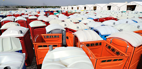 Champion Portable Toilets in Saint Paul, MN